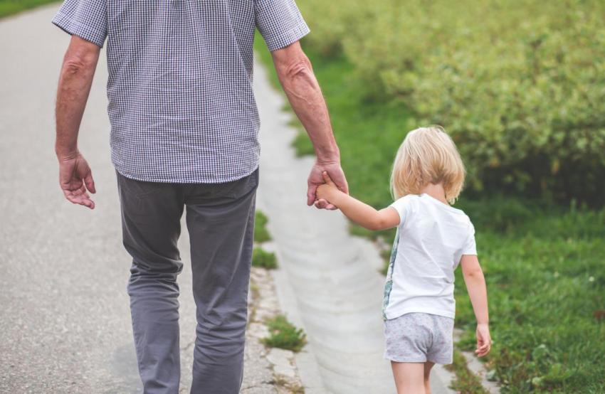 Семья, папа, дочь, обрести семью