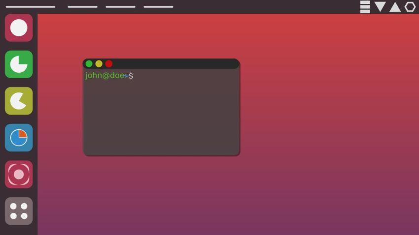 Ubuntu, интерфейс, операционная система