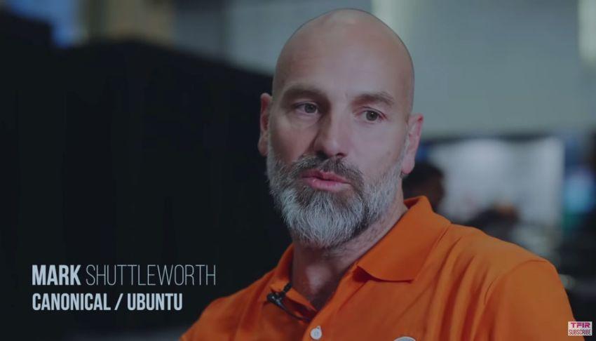 Марк Шаттлворт, 2019, Ubuntu, Canonical, Open Infrastructure Summit, Denver