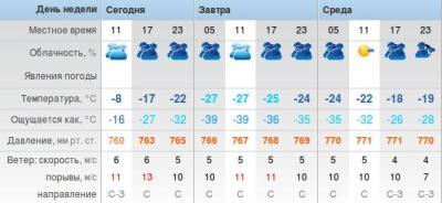 Холода, ноябрь, температура в день рождения Деда Мороза, похолодание, первые морозцы