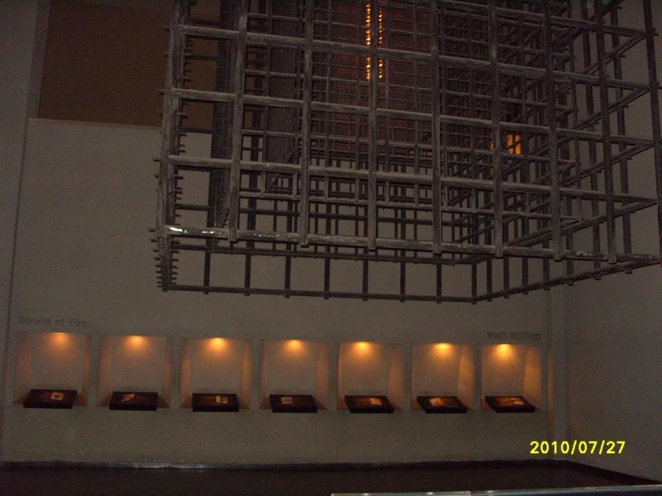 Один из выставочных залов