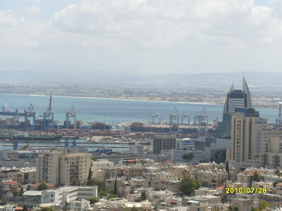 Порт Хайфы