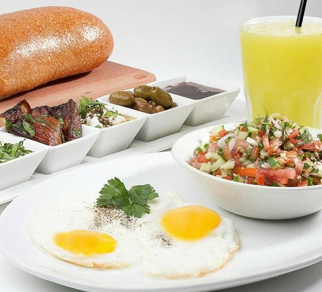 Завтрак по-израильски