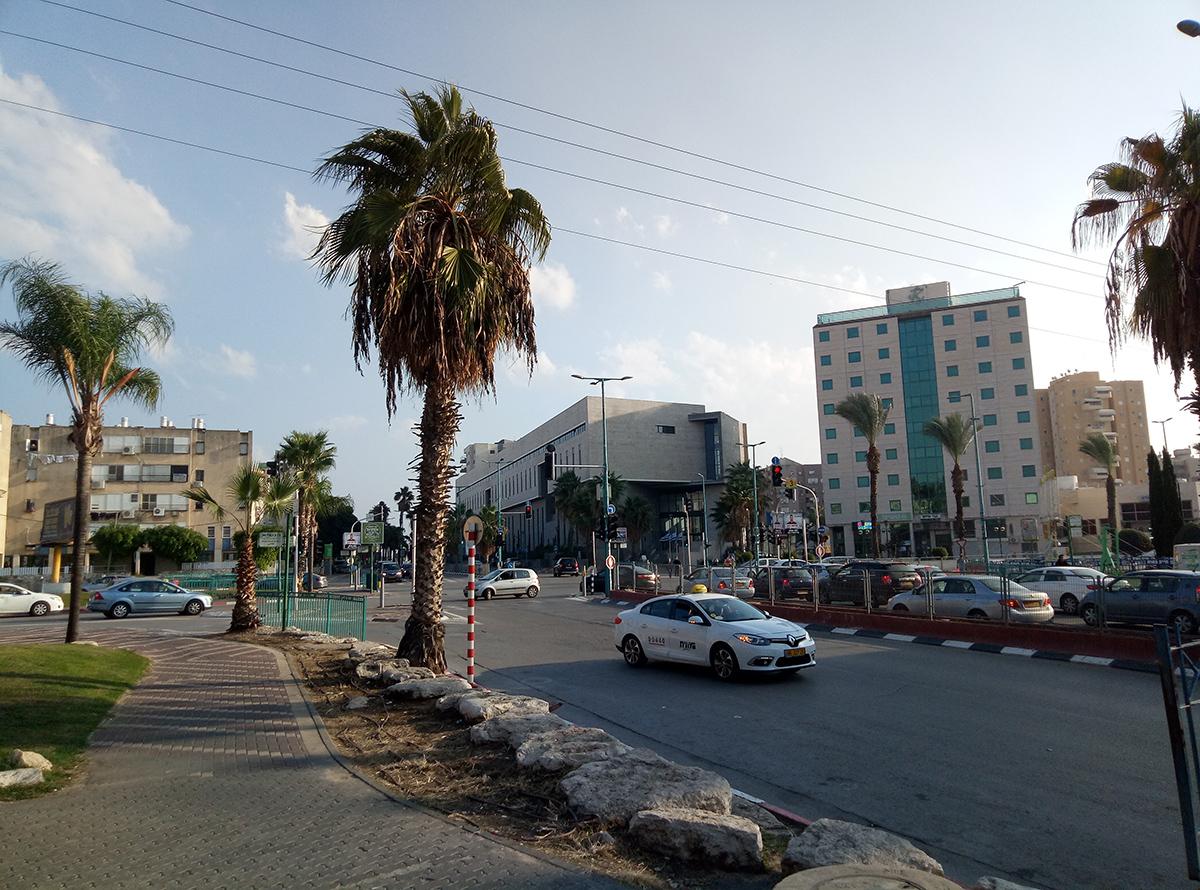 Израиль город лод фото