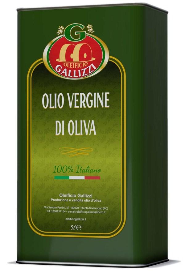 Latta olio vergine