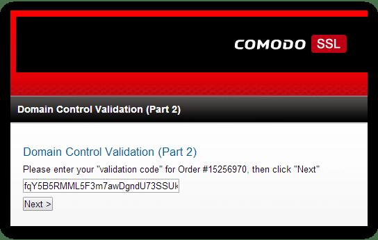 ssl установка сертификата ISPmanager