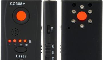 детектор скрытых камер AliExpress