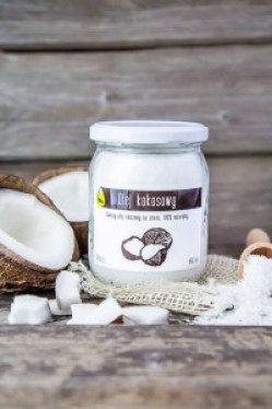 Najświeższy olej kokosowy w Polsce