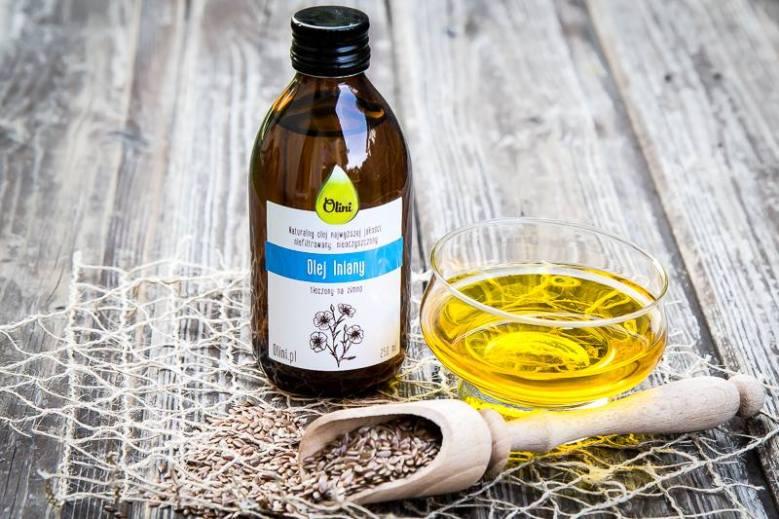 Olej lniany budwigowy