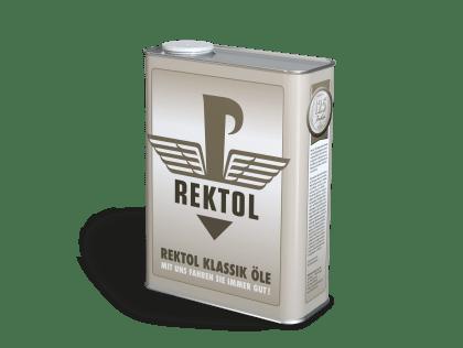 2l Rektol Oil Classic, Rektol oleje pro veterány, klasické oleje