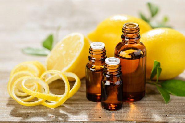 Citron esencial olej