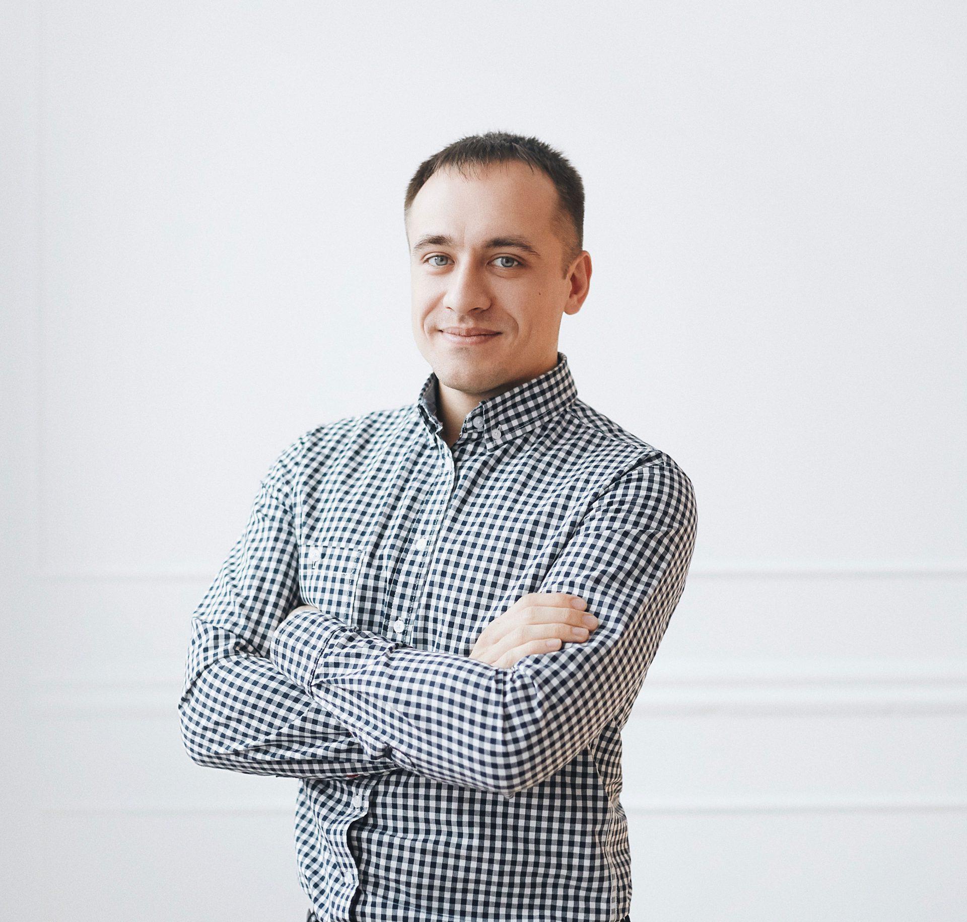 Oleksiy Kuryliak - Marketing Consultant and Strategist