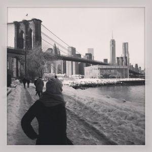 Fotos en Nueva York, Manhattan desde DUMBO