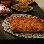 Mi empanada moruna con dátiles, bacon y queso. Ideal para fiestas y Navidad