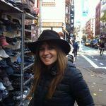 Con Uniqlo en primavera en Nueva York