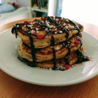 Pancakes o tortitas americanas, más ligeras de lo que pensabas