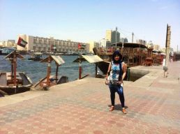 Parte antigua de Dubai