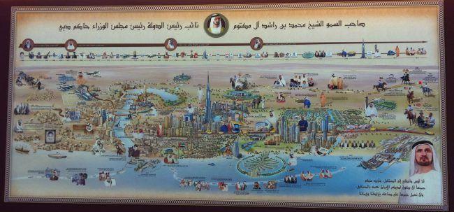 Proyectos en Dubai