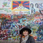 Praga, Muro de Lennon