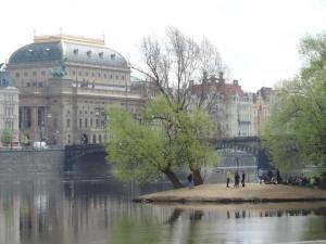 """Praga, """"el nuevo París"""""""