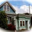 Casas victorianas en Castro