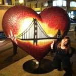 Corazón en Union Square, SF