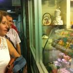 Pasteles en Chelsea Market
