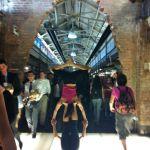 Interior de Chelsea Market