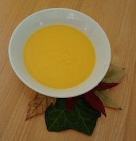 Crema de calabaza, receta otoñal