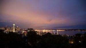 Seattle desde kerry park
