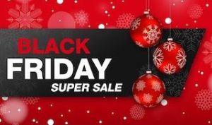 Black Friday y Cyber Monday, la navidad empieza con rebajas