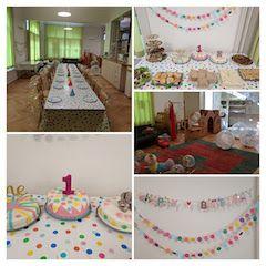 Zurich para niños, sala para cumpleaños