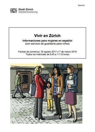 Curso Vivir en Zurich
