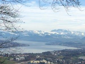 Vistas desde Uetliberg, que ver y hacer en Zurich