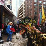 Año Nuevo chino en Boston