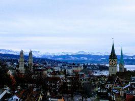 Zurich en invierno