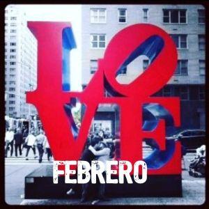 Febrero, el mes del amor