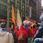 Festival de primavera o Año Nuevo chino en Boston