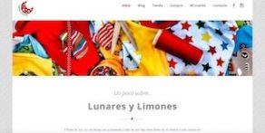Lunares y Limones, moda para mamás y bebés