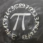 Pi Day. Cada 14 de Marzo (3.14 en el calendario americano) es el Día de Pi