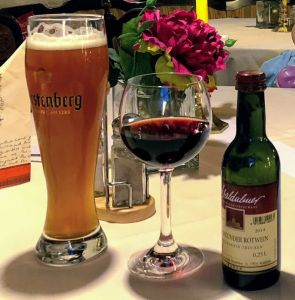 Bebidas de la Selva Negra, gastronomía de la Selva Negra