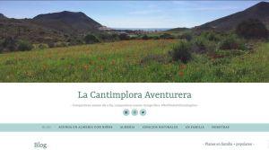 La Cantimplora Aventurera, blog de niños