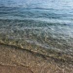 Agua cristalina en las playas de Almería