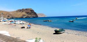 playas de almeria las negras