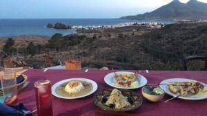 Cena en La Loma