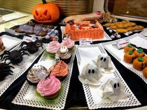 Halloween da mucho juego en la reposteria
