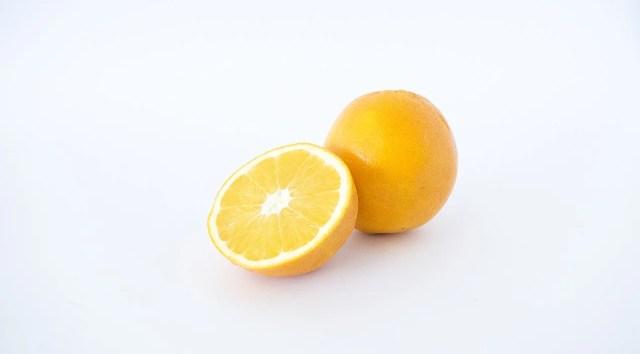 oranges, slice, orange
