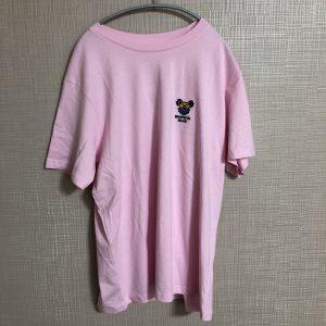 グレイトフルデッドTシャツピンク