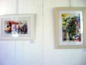 Aquarelles de Martine Jolit