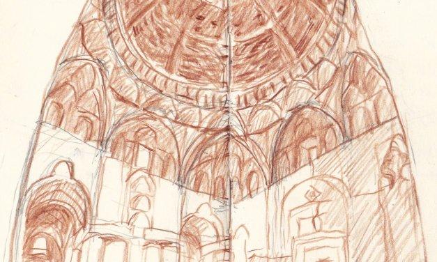 Esfahan Nizam al Molk kuppel / dome DB 149 2015